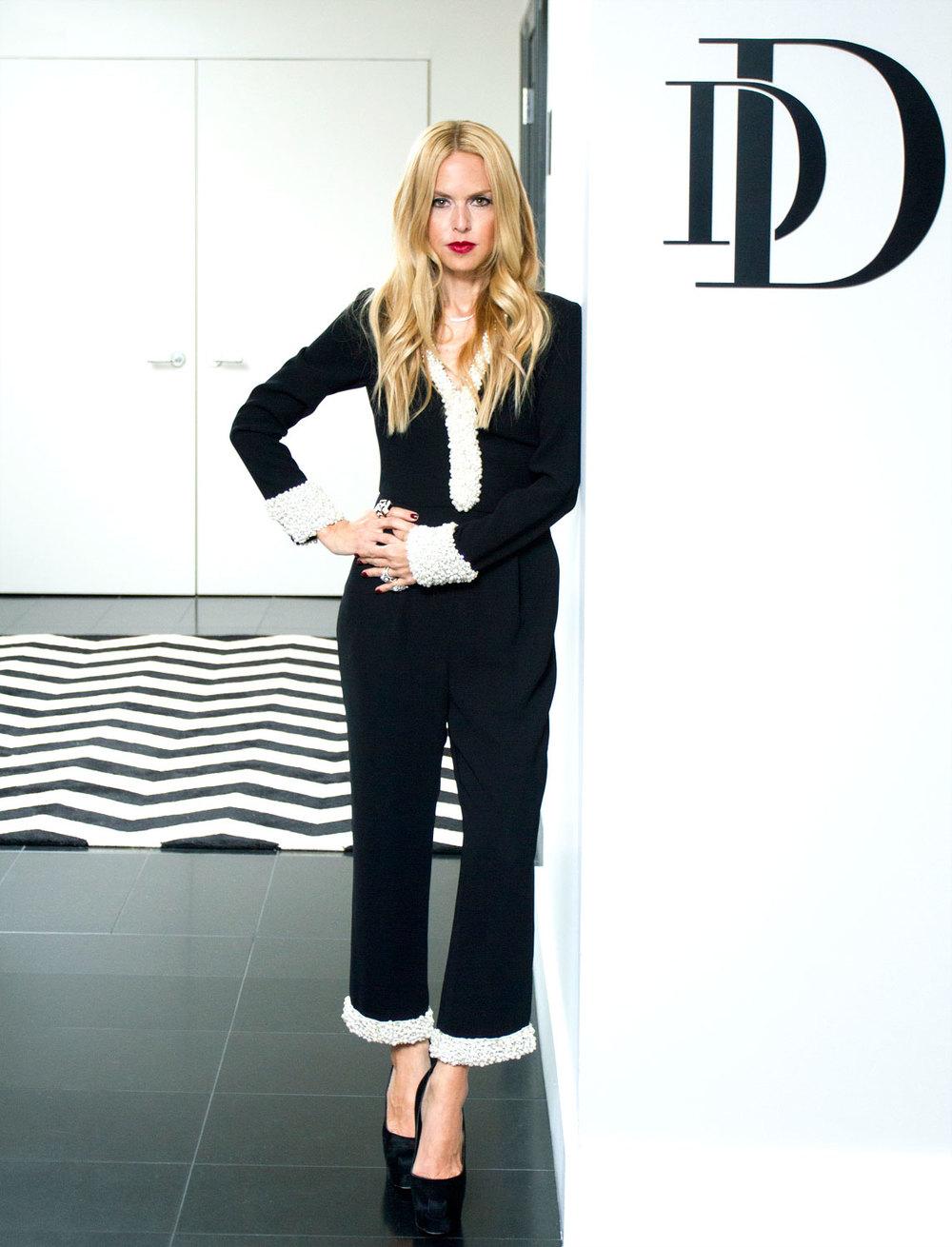 Rachel Zoe, designer