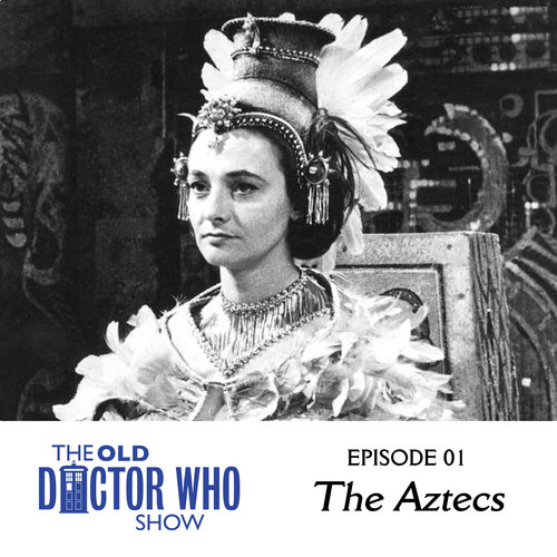 "In this first episode, Dan and Eric begin their journey through space and time -- or more specifically, through the Netflix streaming catalog of classic Doctor Who episodes -- with the story entitled ""The Aztecs"". This story features the original Doctor, his granddaughter Susan, and his companions Barbara and Ian. Along the way they  meet ancient British Mexicans, a scenery-chewing High Priest, and some well performed stage acting."
