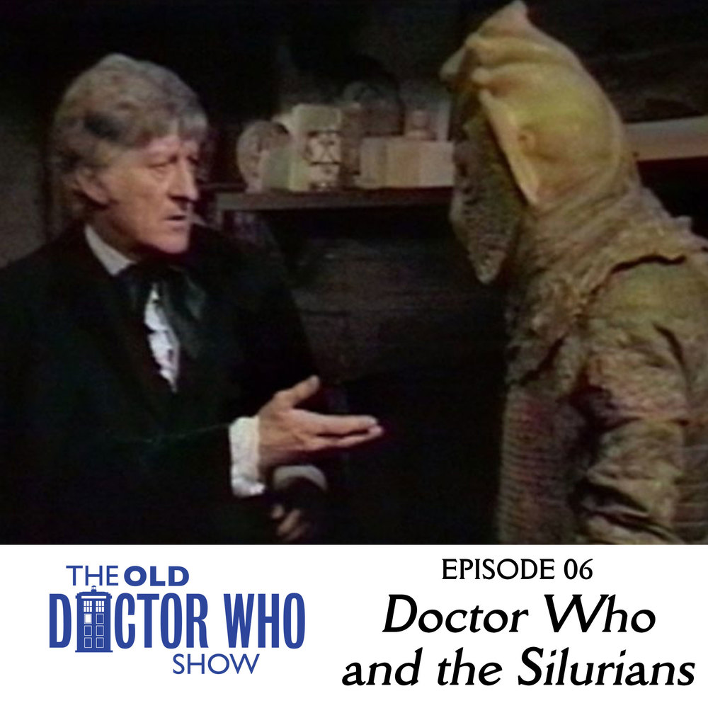 "Dan and Eric watch ""Doctor Who and The Silurians"" so you don&squot;t have to.  Well you can, but pack a lunch because it&squot;s 7 episodes long.  We&squot;ll wait for you.  We&squot;re best friends now."