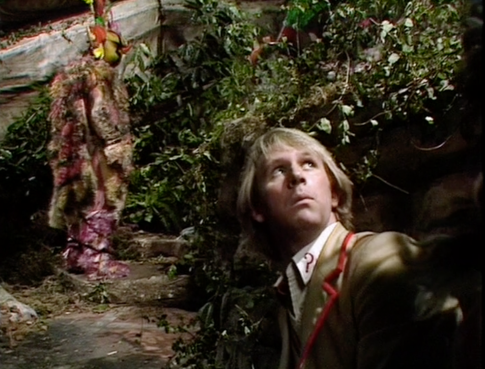 Set the controls for Relax Island and snuggle up in your space coffin! It's time once again for Dan and Eric to review CLASSIC DOCTOR WHO! This episode: the first Peter Davison story - CASTROVALVA.  So sit back and listen as them talk about Adric's buldge, Teegan's driving and spoil the occasional DUNE plot point.