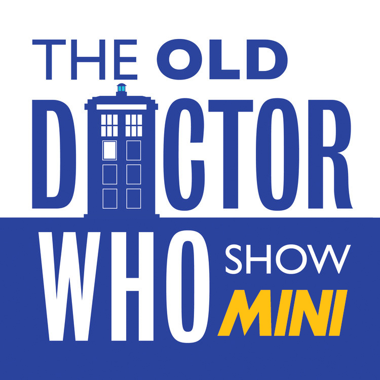 Dan and Eric take a few minutes to let you know about the upcoming 50th Episode of The Old Doctor Who Show which will take place LIVE Sunday October 29th at 11AM ET on Youtube. Be sure to check back here for the live link.
