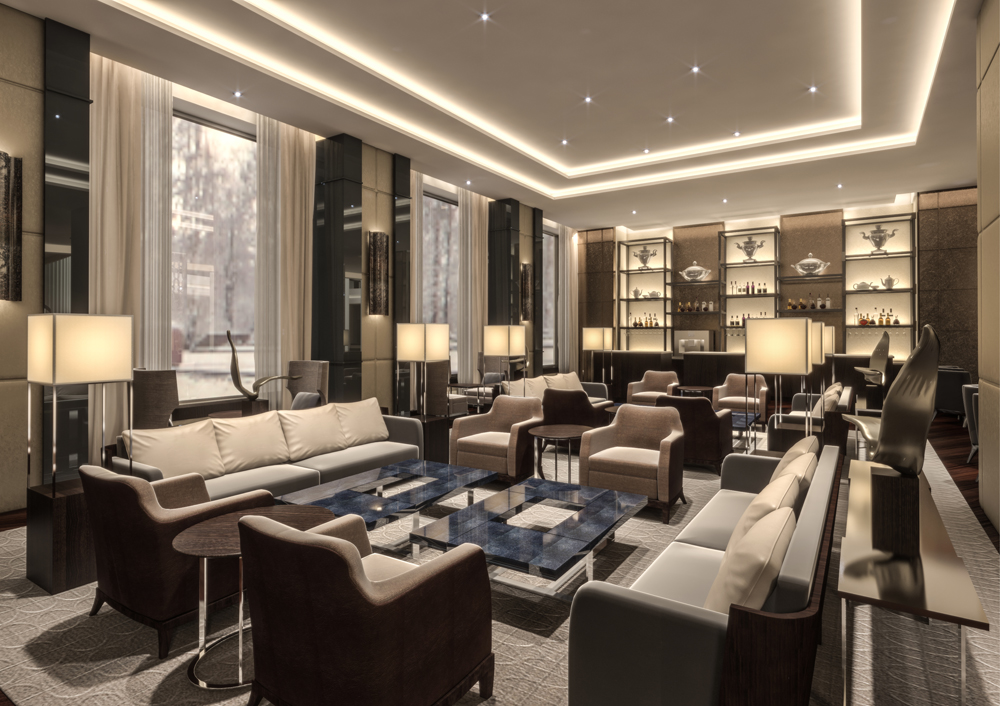 Hotel Design // Moscow