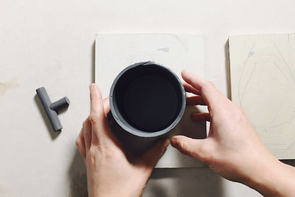 Mug - see making of...