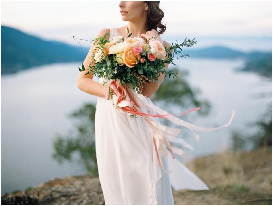 Wedding Hair Kelowna Journal Jenna Hill Fine Art Film Wedding Photography