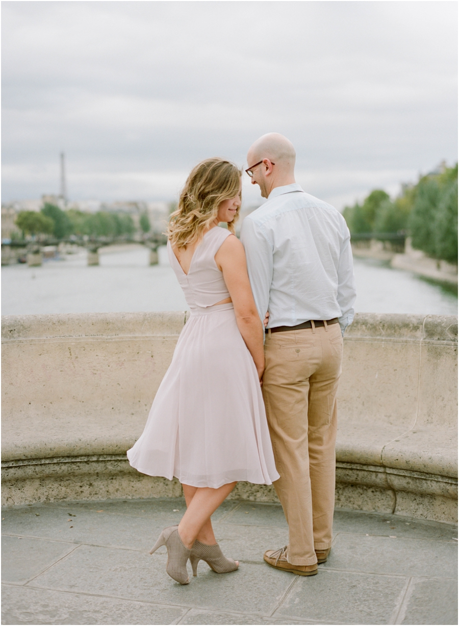 Travis&Chelsea Point Neuf | Paris, France