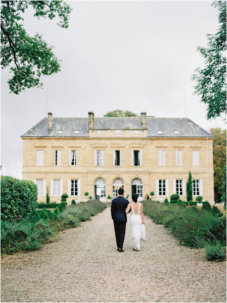 Deirdre&Ash Chateau La Durantie | Lanouaille, France