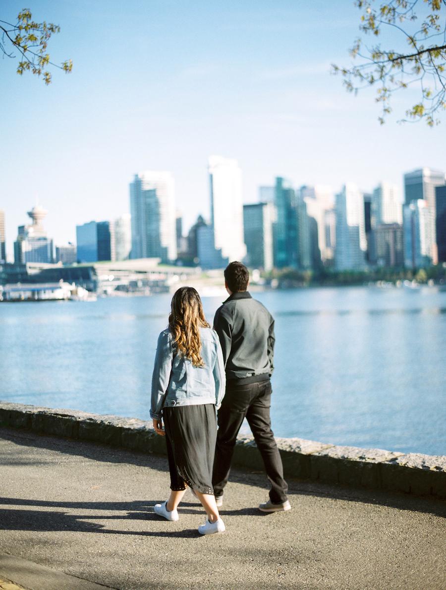 Kassie&Brandon Stanley Park | Vancouver, BC