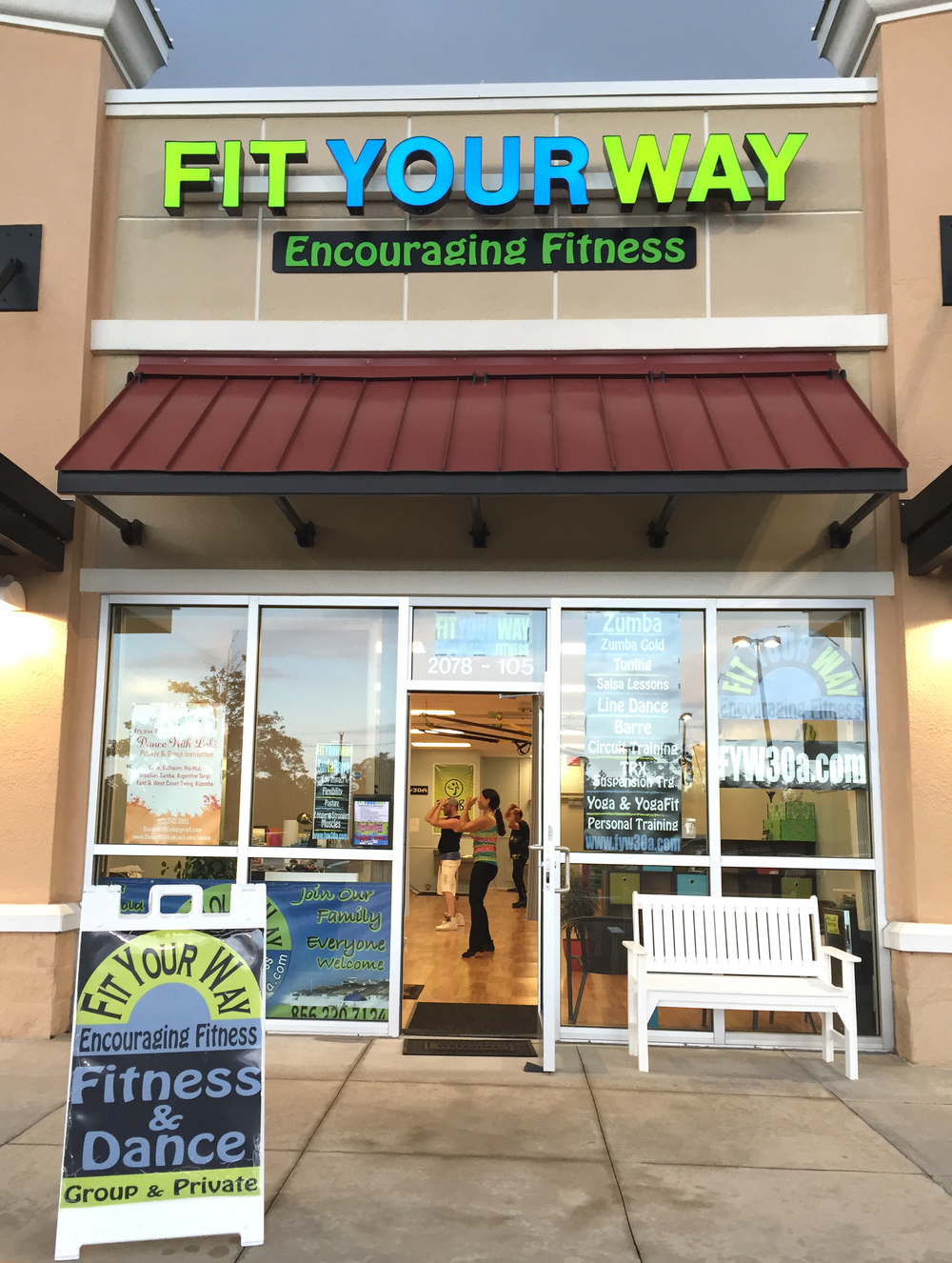 Come see our NEW Location in the South Walton Publix Plaza on Rt. 98 in beautiful Santa Rosa Beach, FL.