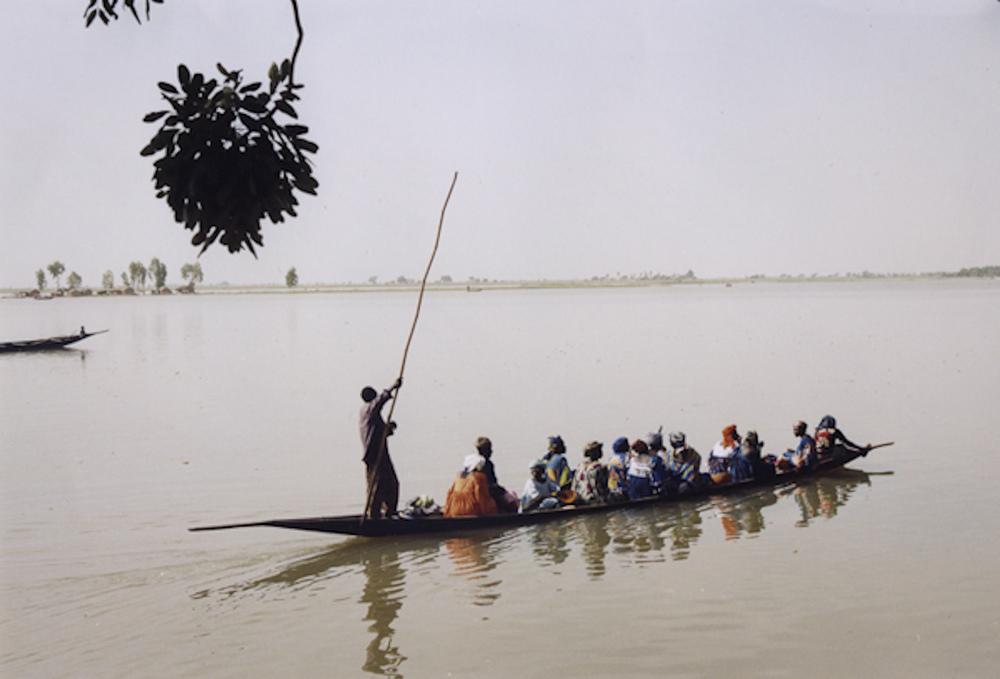 Niger River Taxi, Mali