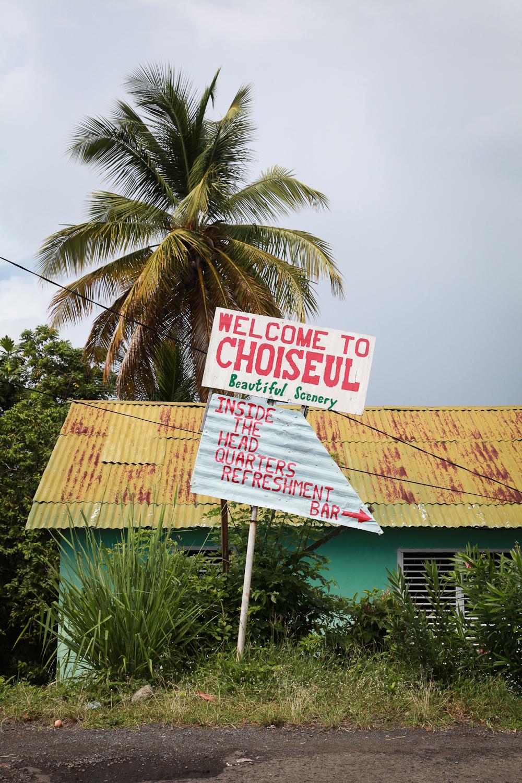 Choiseul, St. Lucia