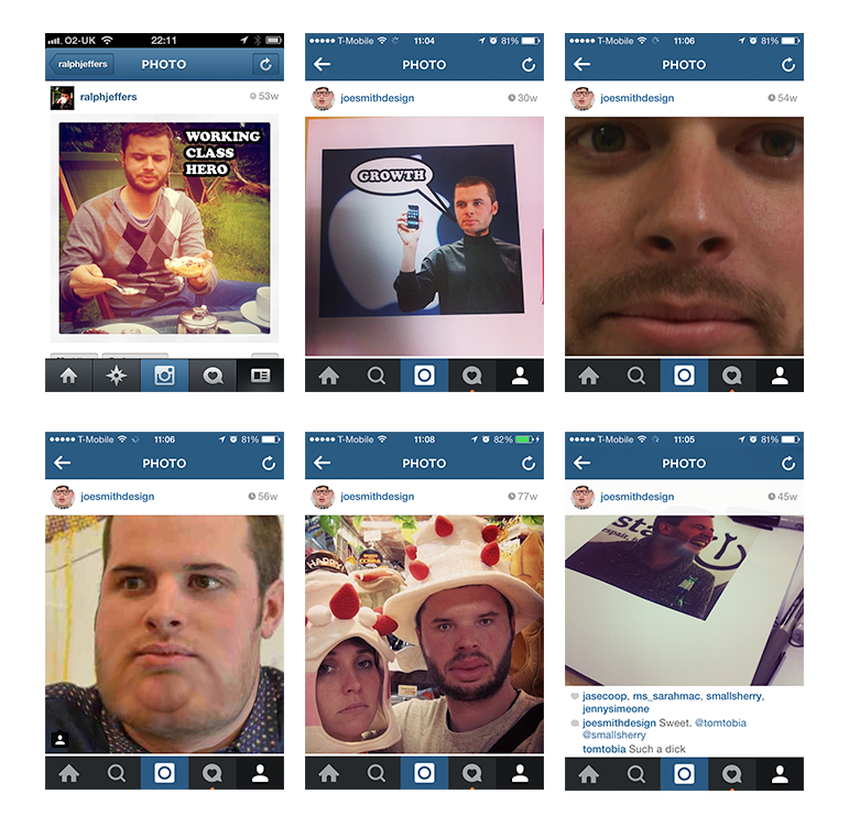 Cohesive Instagram Strategy