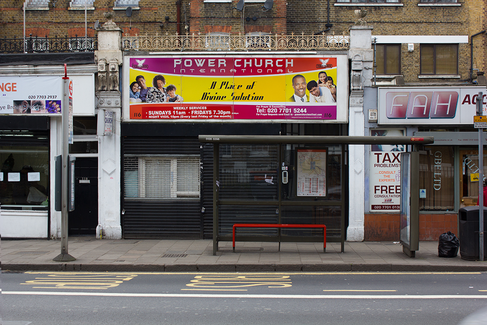 Power Church International, Camberwell Road