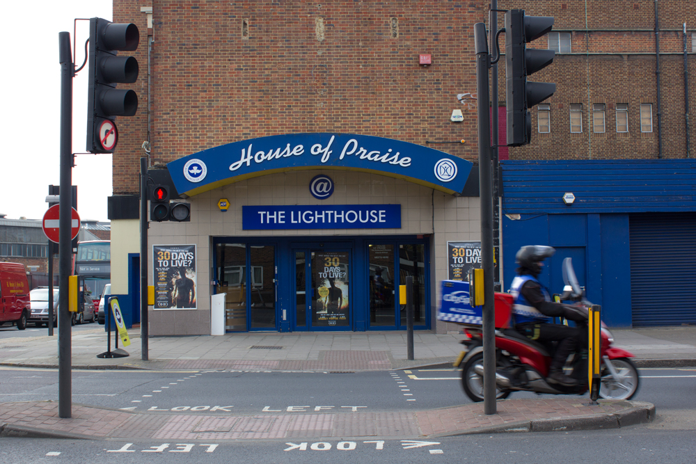 House of Praise, Camberwell Road