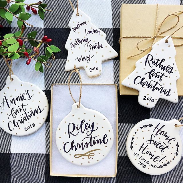 Happy Shop Small Saturday! Just a reminder, the 20% off sale is happening now! (Code is: SHOPSMALL18) Thank you, thank you for your love and support of Lettered Life. ❤️ Making these items for you is a JOY and I hope they bring a smile to your face this holiday season!  #shopsmall #smallbusinesssaturday #shopsmallbusiness