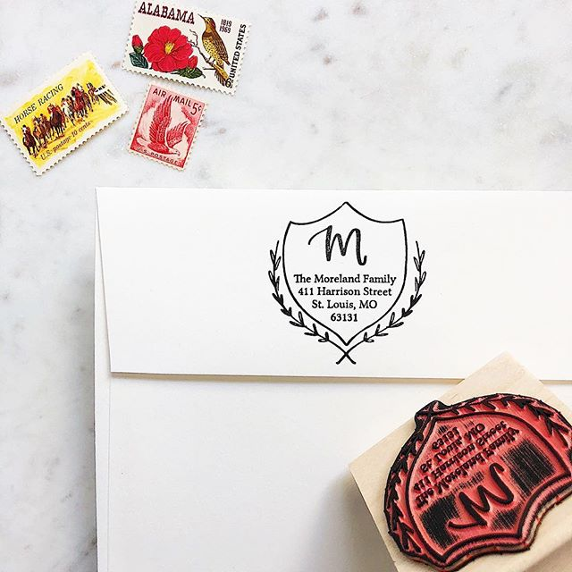 Just a friendly reminder that the 20% off site-wide sale ends tomorrow night! (Monday!) Here are a few examples of address stamps, personalized name stamps and book stamps that might help you cross some names off your gift list! 😉 Thank you for letting me be a little part of your holiday season. I treasure your support and love lettering for you! Link to shop is in my bio!