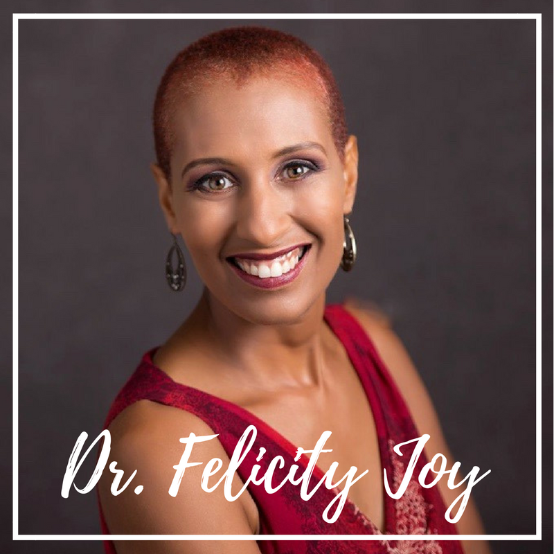As a praise dancer and community speaker, Felicity shares her personal experiences with worship.