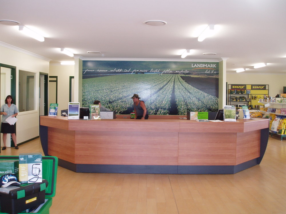 Landmark Retail System