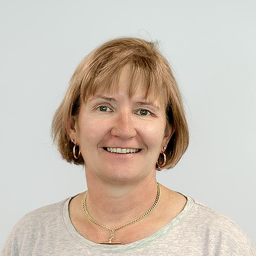 Karen Shakespeare   Senior Applications Specialist