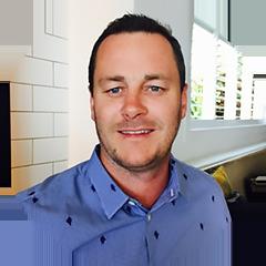 Shane Lenton, CIO of Cue