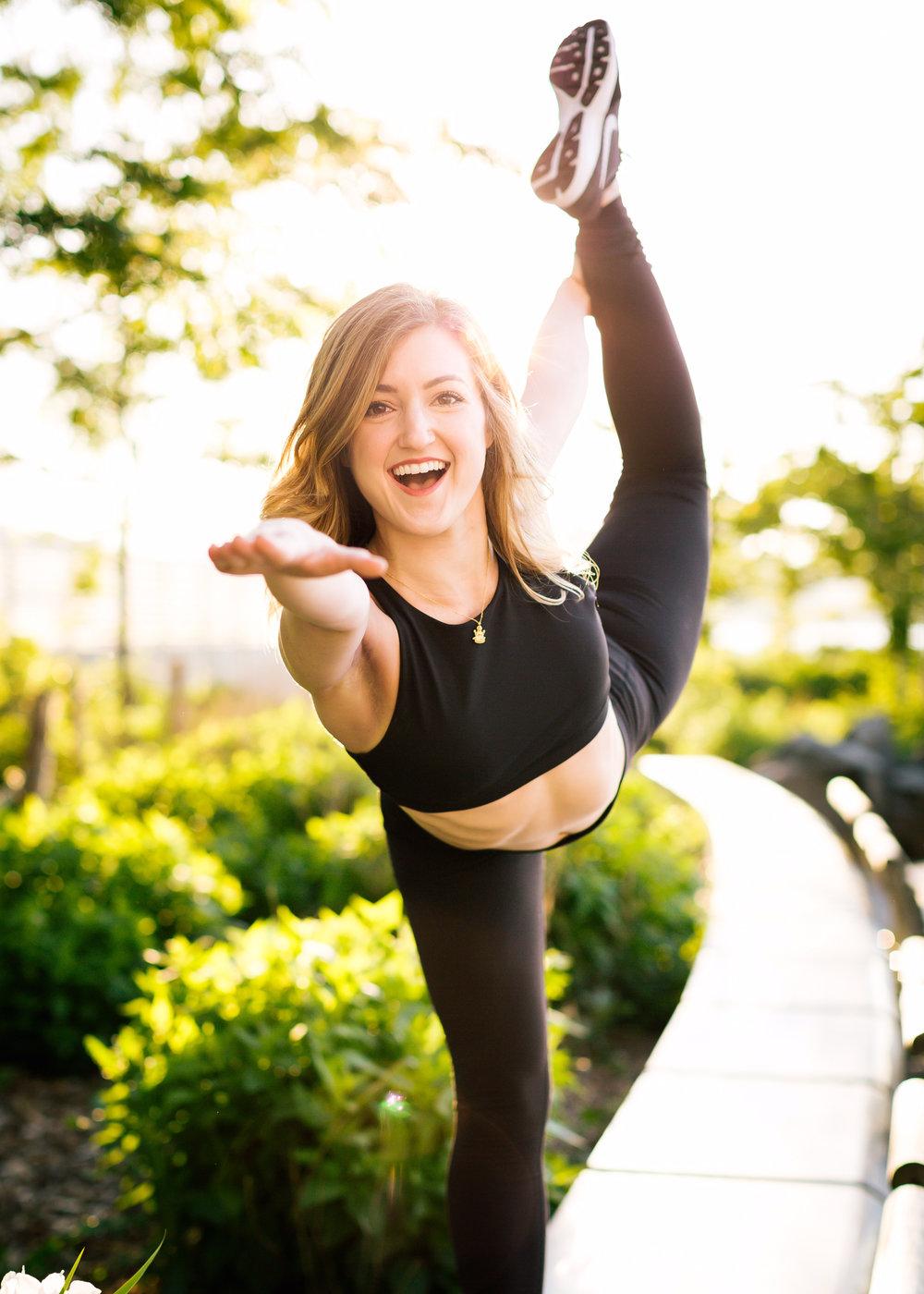 Lindsey Carothers - Yoga Leader