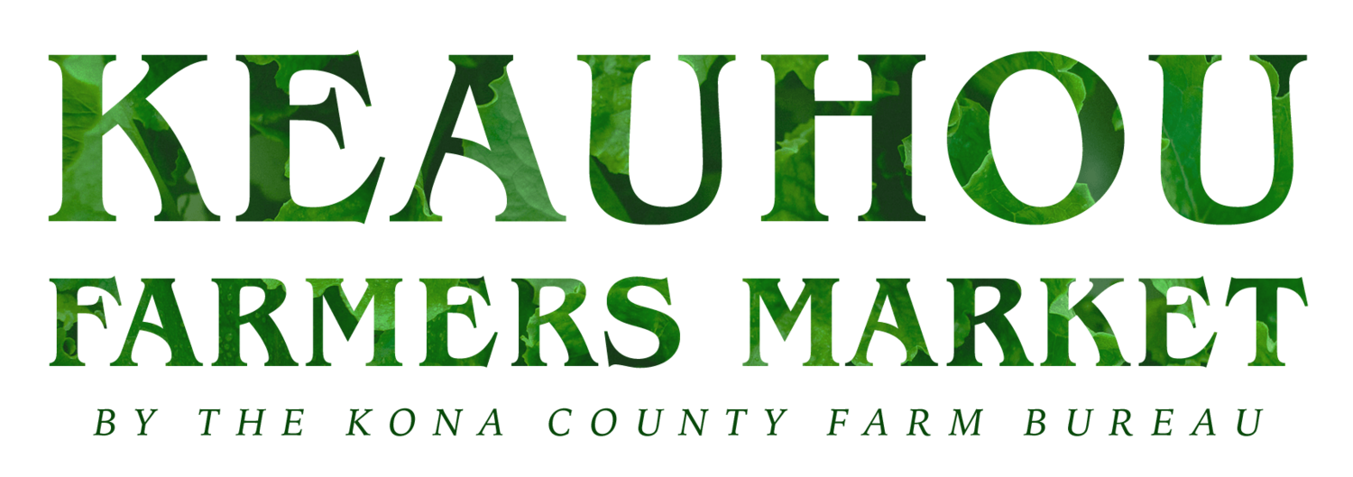 Keauhou Farmers Market by Kona County Farm Bureau