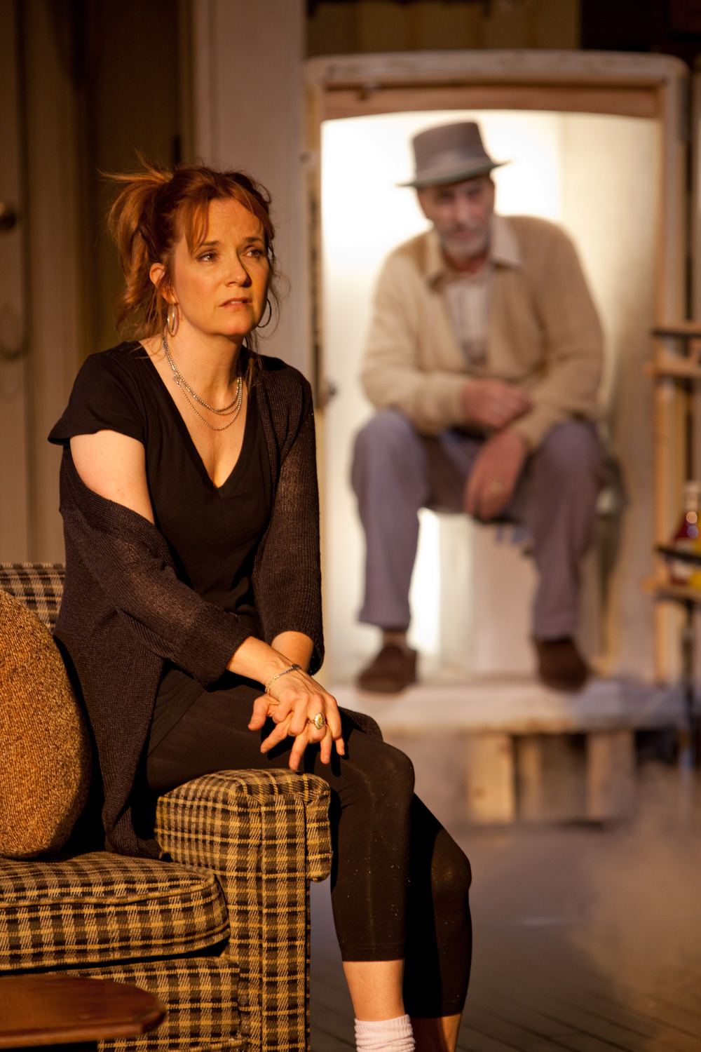 WTF09 - Caroline in Jersey-Lea Thompson, Will LeBow; dir Amanda Charlton-credit Sam Hough.jpg