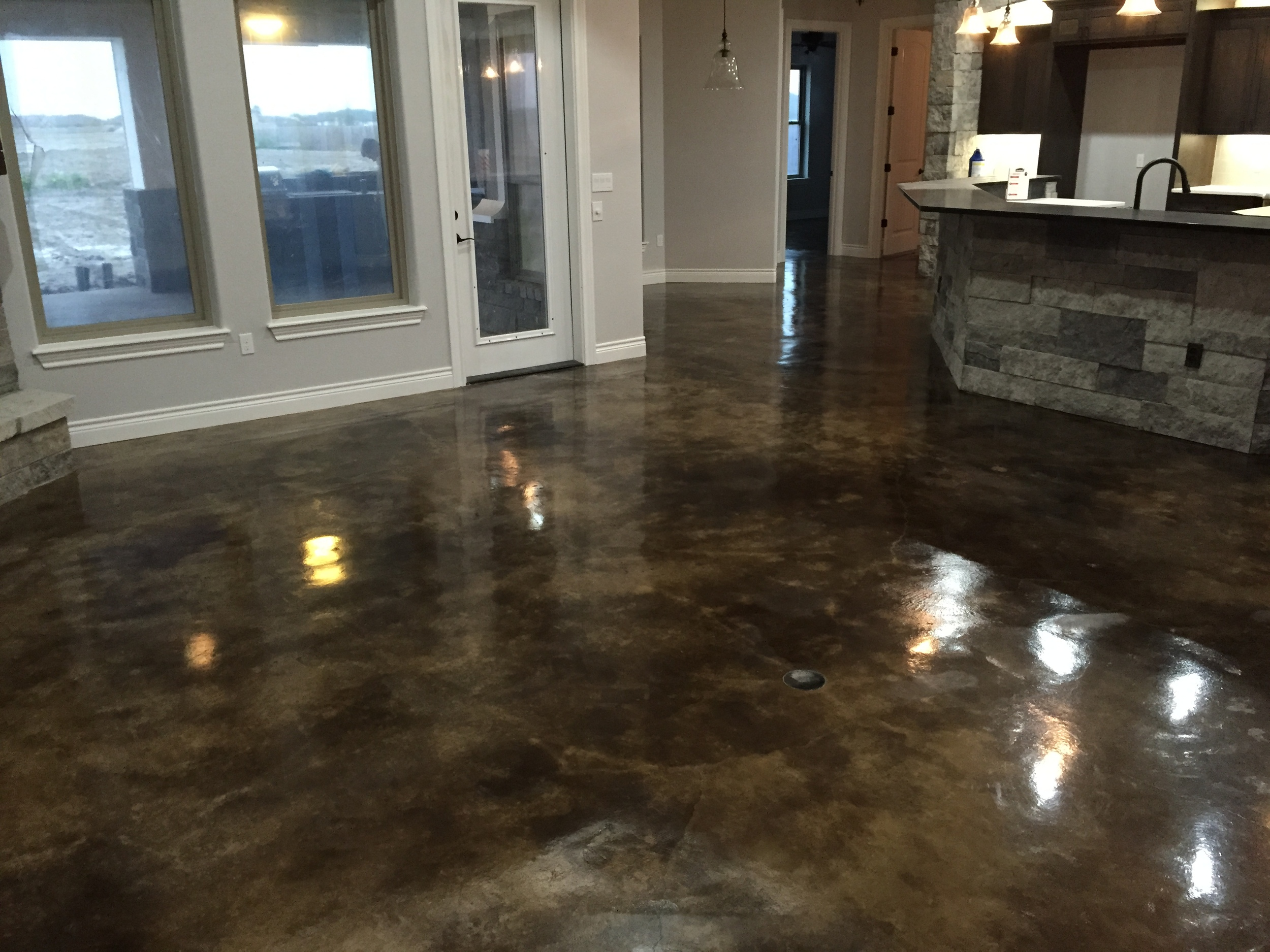 flooring to how design designs white floor home stain stained ideas floors plus concrete new