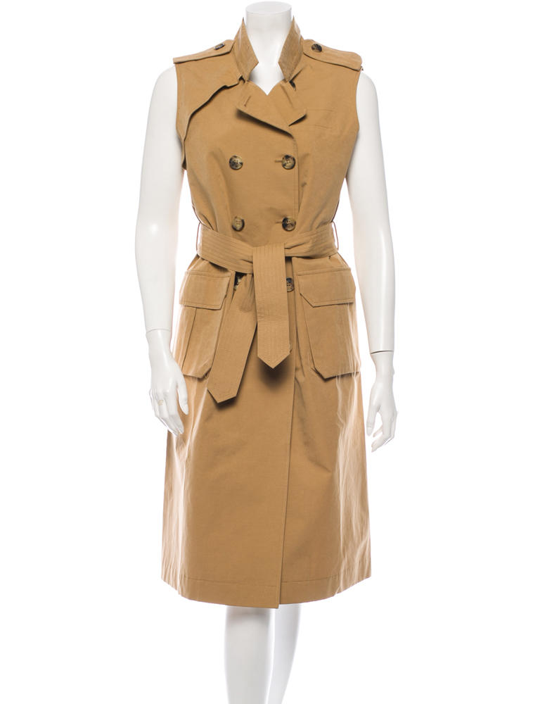 Band of Outsiders Trench Dress  Vintage