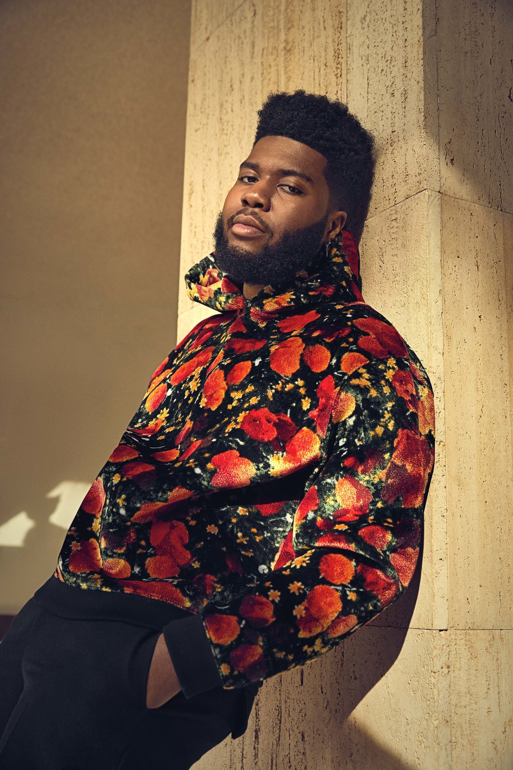 Khalid by Danielle Levitt for L'Officiel USA