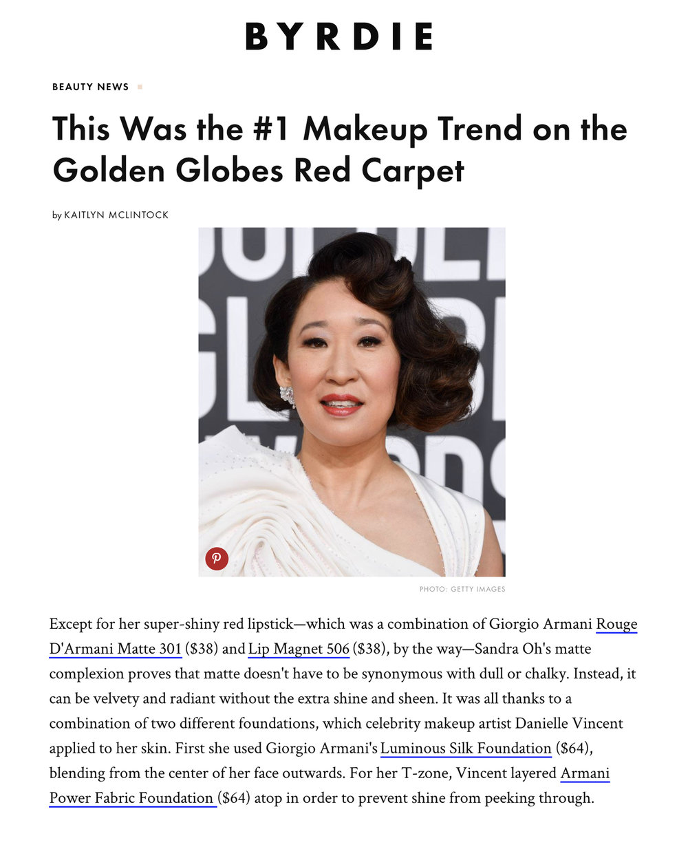 Byrdie Beauty Golden Globes Sandra Oh 2019.jpg