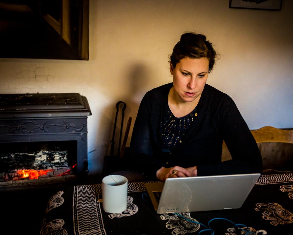 cat adami, novelist