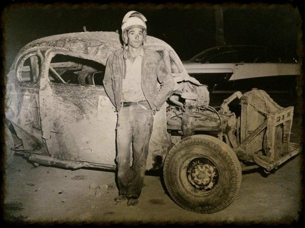 My Grandpa Freeman circa 1960