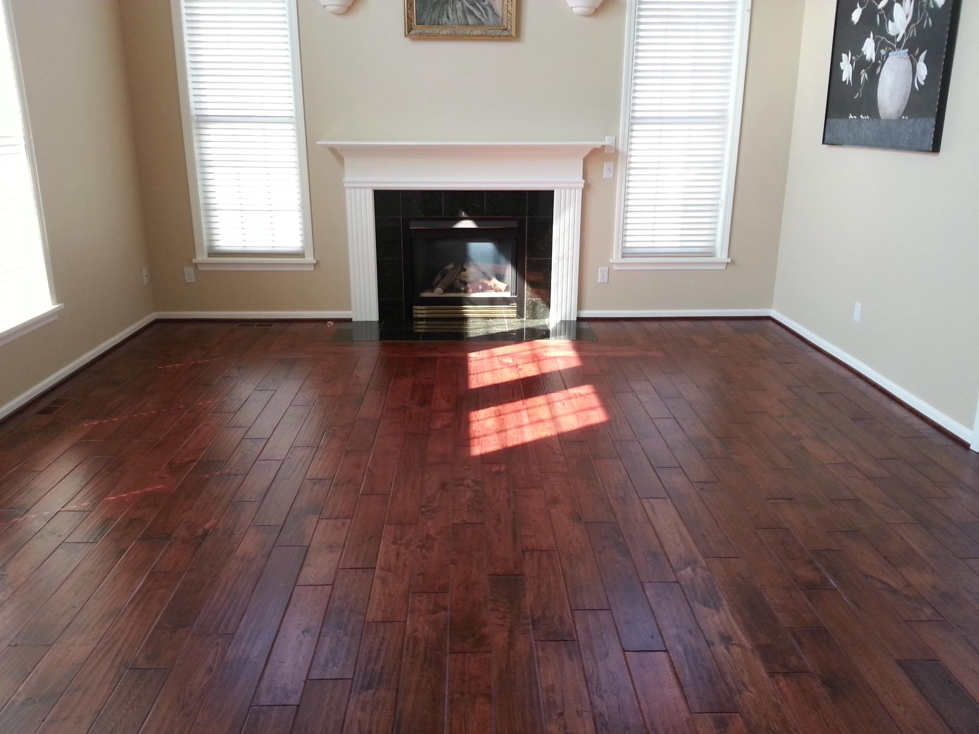 Charming Finished On Site Vs. Pre Finished Hardwood Floors