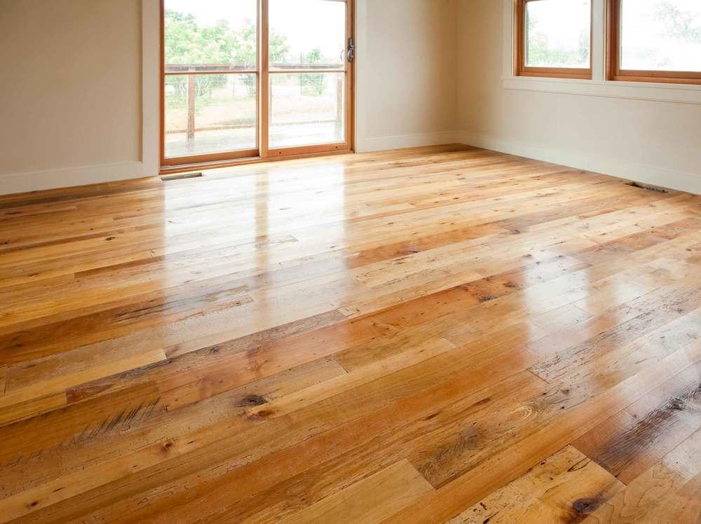 Reclaimed Maple Floors