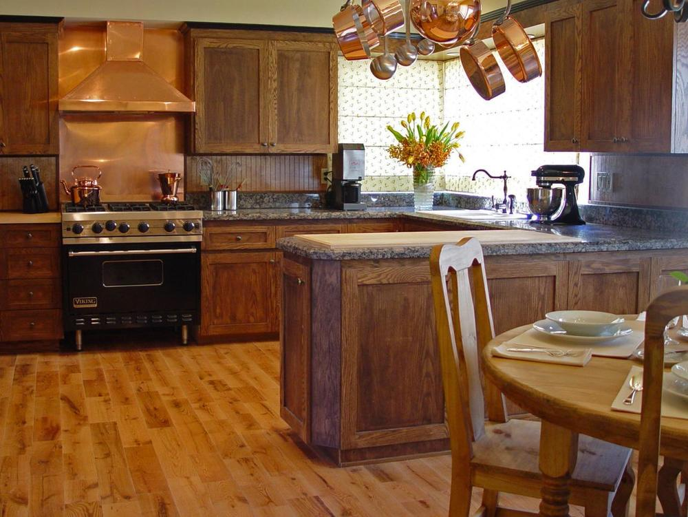 hardwood floor kitchen. 25 kitchens with hardwood floors 3