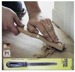 Hand Scrape Tool