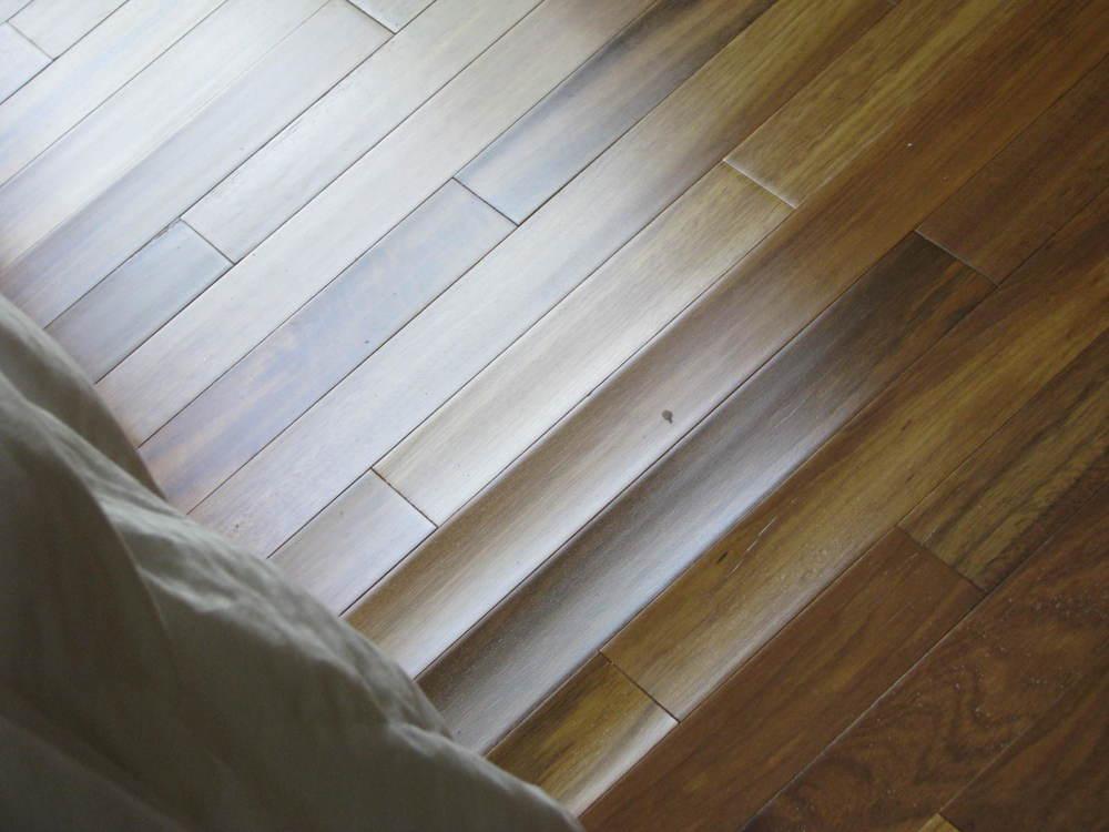 Hardwood Floor Cupping