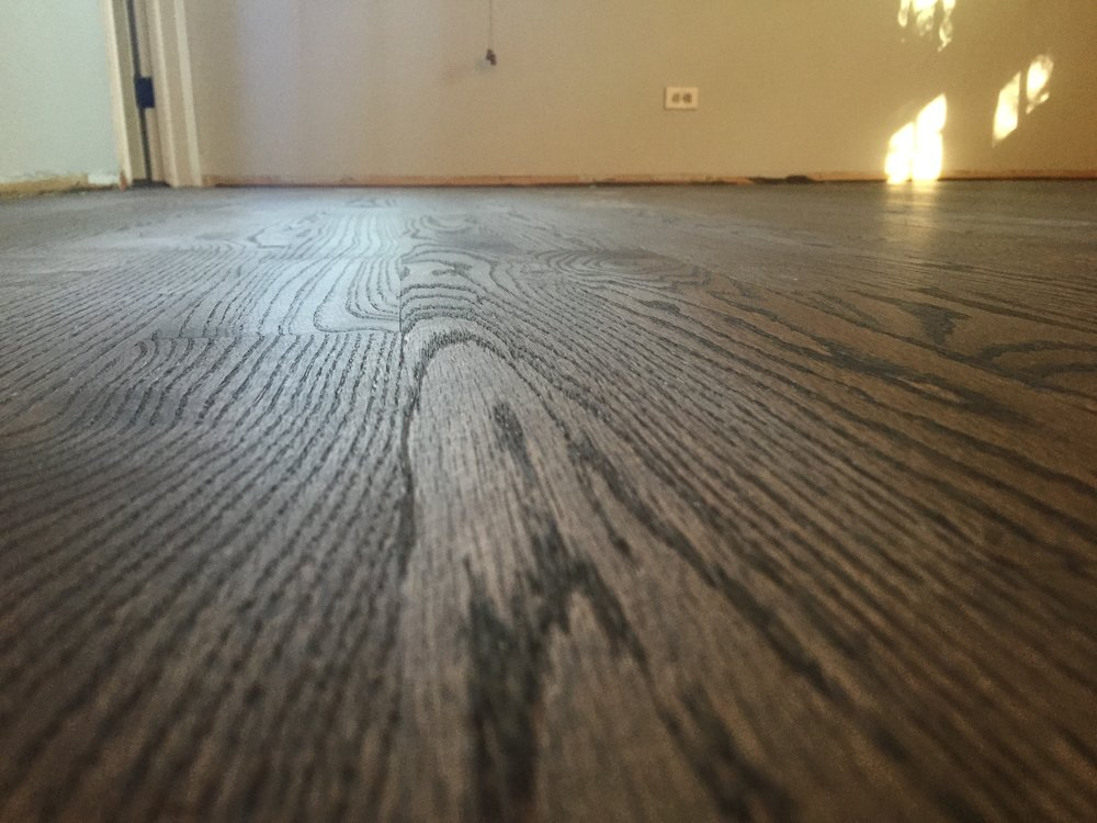 Dark walnut has remained very popular for a long time.