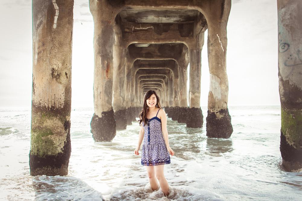 Manhattan Beach, CA  © 2014 Min J. Kim / All Rights Reserved.