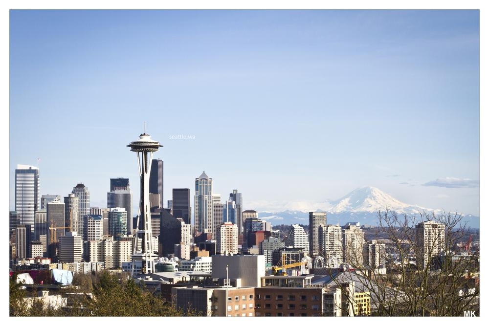 Seattle,WA  © 2013Min J. Kim / All Rights Reserved.