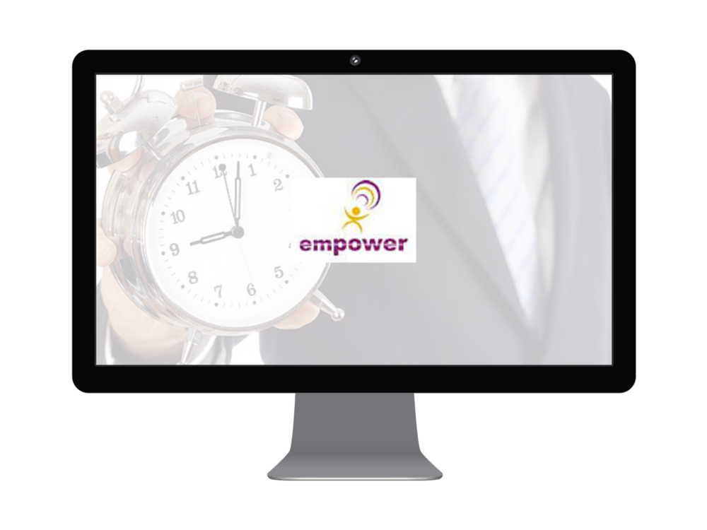 eMpower : biometric time attendance