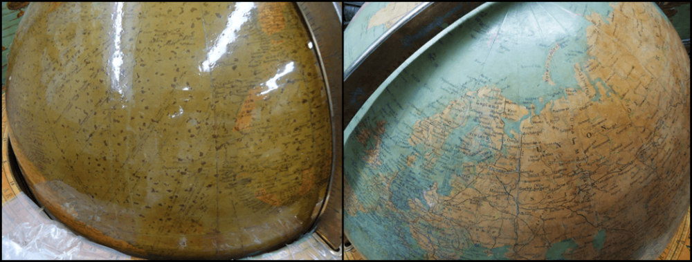 30 inch globe