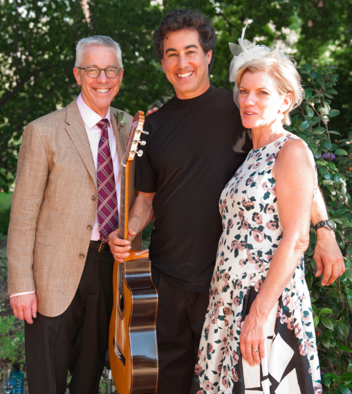 John C. with James & Beth M. – Susan Monroe Photography of San Mateo CA