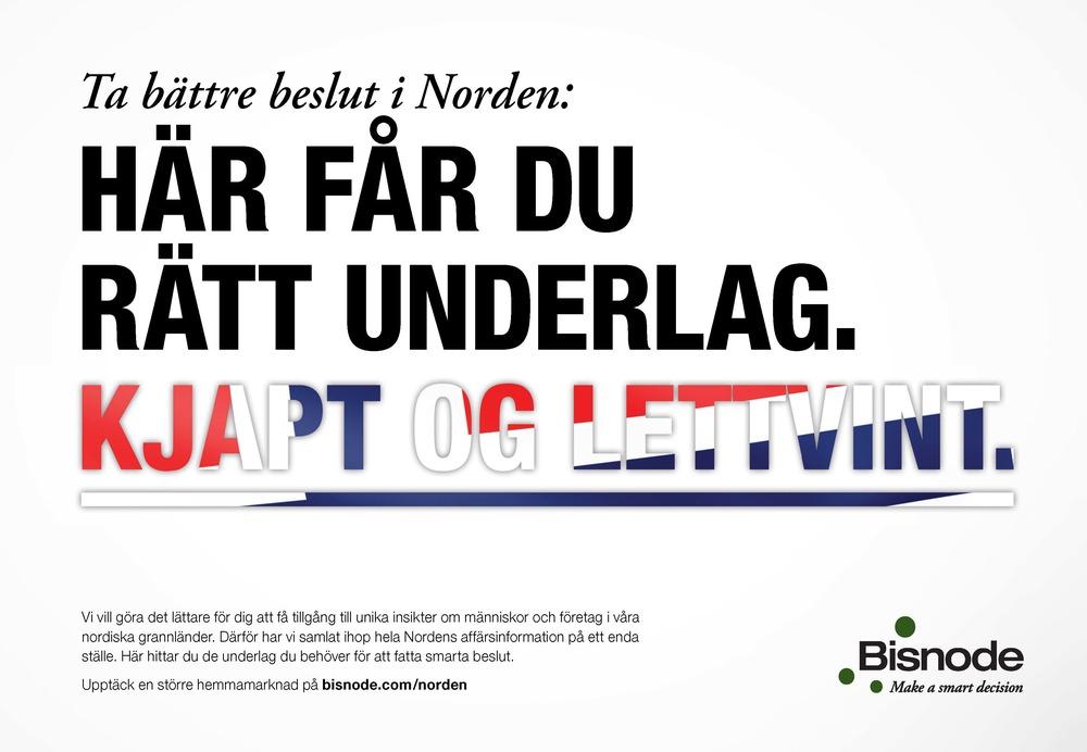 Bisnode / Discover a larger domestic market