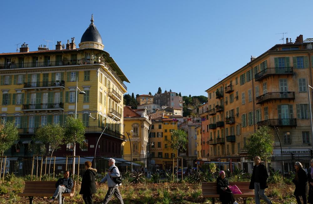 Around Nice