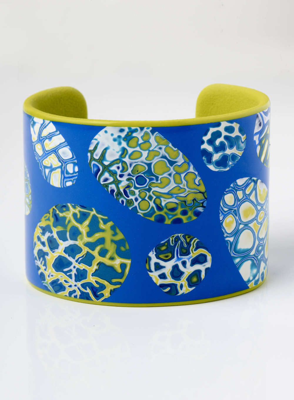 Melanie Muir Caribbean Sea Simple Cuff (low res).jpg