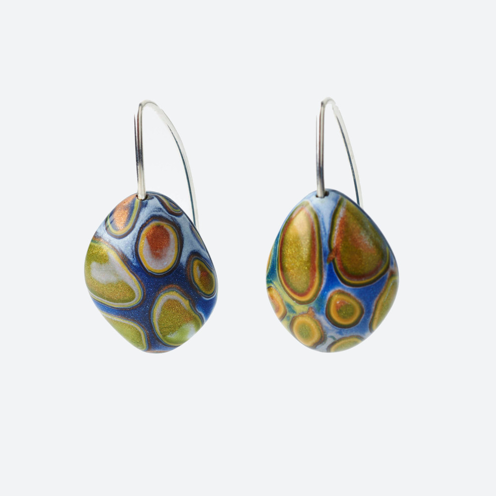 Melanie Muir Lichen Stones Earrings.jpg