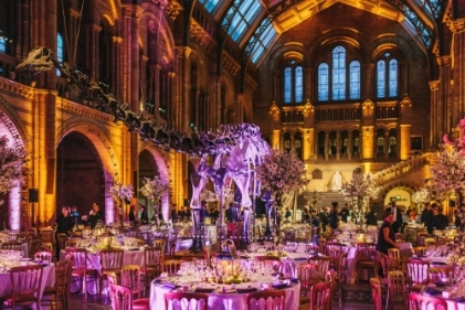 Wedding Videography Natural History Museum