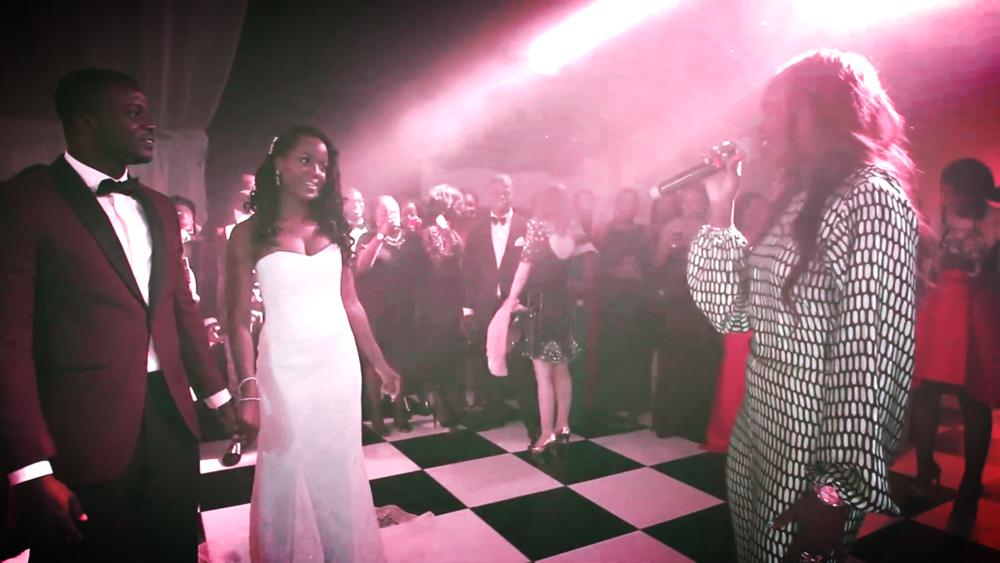 Wedding Videography Still - Tiwa Savage Wedding Videography - Luton Hoo
