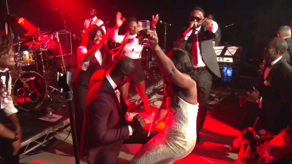 Wedding Videography Still - Davido